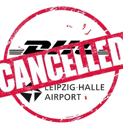 Cancel LEJ Logo