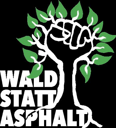 Wald statt Asphalt Logo